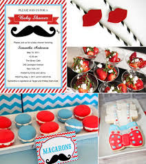 mustache baby shower theme mustache baby shower ideas and invitations baby shower
