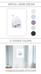 27382 best home decor design images on pinterest home live nautical sailboat watercolor art print by visible colors available via etsy perfect for coastal