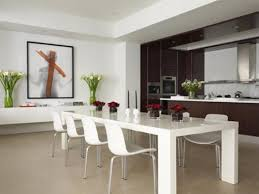 makeovers and decoration for modern homes open plan house