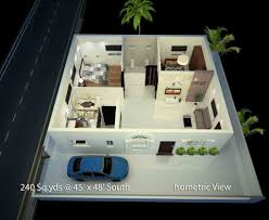 download 2 bhk home plan intercine house plans at 900 sqft