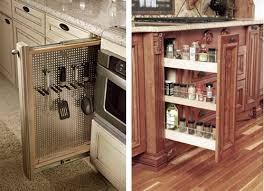 kitchen cabinetry ideas kitchen cabinet accessory ideas and photos