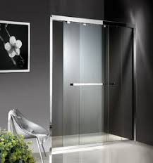 glass shower door on sales quality glass shower door supplier