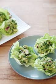 guacamole chicken salad recipe popsugar food