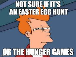 Easter Egg Meme - a bit too early but screw it imgflip