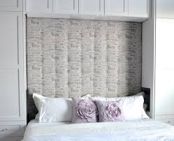Diy Headboard Fabric Diy Headboard Cover Ic Citorg And Fabric Covered Interalle Com