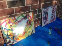 How To Graffiti With Spray Paint - how to safely use spray paint with your students the art of ed