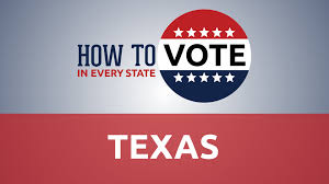 how to vote in texas youtube