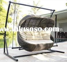 Patio Chair Swing Endearing Patio Swing Chair With Unique Patio Swing Chair
