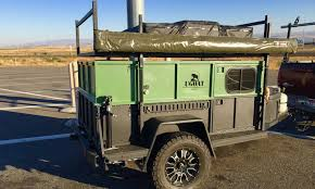 jeep camping trailer ugoat trailers u2013 utility go anywhere off road adventure trailers