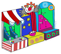 cartoon carnival cliparts free download clip art free clip art