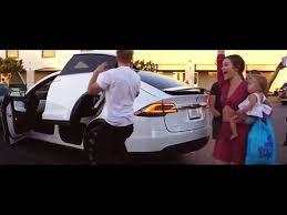 jake paul car the simpsons homer gets a tesla model x jake paul david