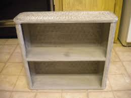 Vintage Wicker  Rattan  Wood  Tier Bathroom  Vanity Rattan - Bathroom cabinet vintage 2