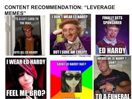 Affliction Shirt Meme - competitive analysis of the ed hardy social media ecosystem