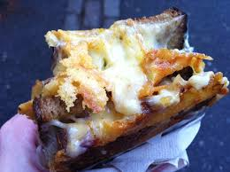 borough market grilled cheese best toasted cheese sandwich ever lucy in the larder