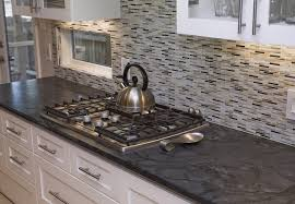 white kitchen cabinets with slate countertops soapstone countertops all you need to bob vila