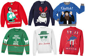 Images Of Ugly Christmas Sweater Parties - the best ugly christmas sweaters for your upcoming party