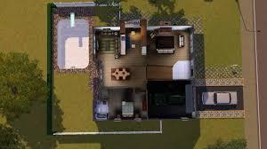 Suburban House Floor Plan by Mod The Sims Suburban Family Home
