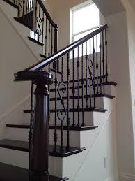 carpinter 237 a ebanister 237 dark floors wrought iron stairs a house on graham avenue