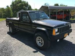 1991 jeep comanche eliminator 4 1989 jeep comanche pioneer v6 manual for sale in pine bush ny