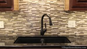 Geneseo Remodel Shine Bright Village Home Stores - Linear tile backsplash