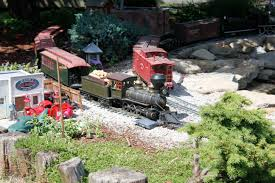garden railway layouts dstenger cranberry and linville river railroad