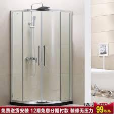 china sliding bath screen china sliding bath screen shopping get quotations zhejiang ningbo custom glass sliding door shower room off the whole bathroom shower screen simple rain