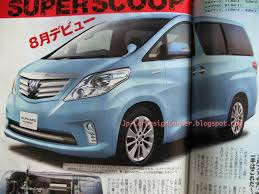 lexus lfa javier quiros car news ok revised toyota alphard coming in august