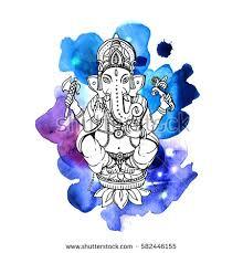 ganesha painting stock images royalty free images u0026 vectors