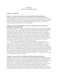 best photos of dissertation outline example thesis proposal