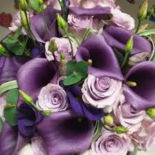 wedding flowers sheffield purple lilac bridal bouquet wedding purple