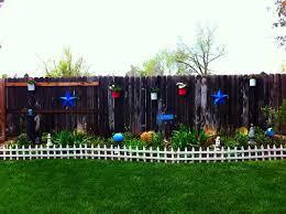 decorative garden fencing plastic jbeedesigns outdoor