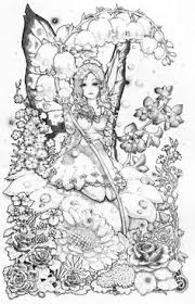 printable mermaid coloring pages coloring adults