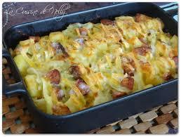cuisiner saucisse de morteau gratin de chou saucisse de morteau pommes de terre et reblochon