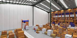 warehouse divider curtains akon curtain and dividers