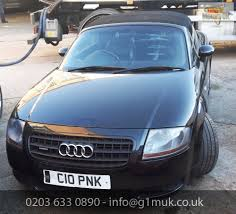 audi tt roadster quattro for sale from gee 1 motors uk middlesex