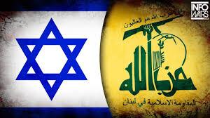 Hezbollah Flag Imminent War Between Israel And Hezbollah In Lebanon Youtube