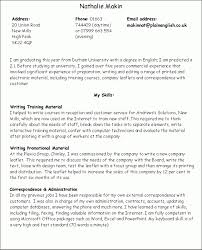 example skills for resume skill based resume examples