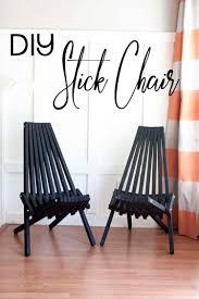 diy stick chair free building plans southern revivals diy stick chair