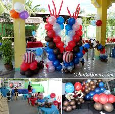 jake and the neverland party ideas jake and the neverland cebu balloons and party supplies