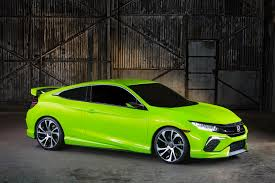 nissan altima coupe exclamation mark honda civic concept first look motor trend