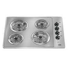 2 Burner Cooktop Electric Cooktops Countertop Stoves Sears