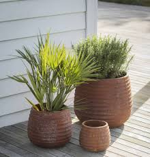 outdoor herb garden planters tables