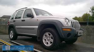 fresh of the wagon 2002 jeep cherokee breaking for used spare parts