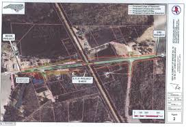 Domain Austin Map by Nc 211 Csx Railroad Bridge 18 Replacement Nc Eminent Domain