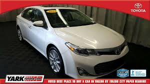2014 Toyota Corolla Roof Rack by Yark Toyota Vehicles For Sale In Maumee Oh 43537