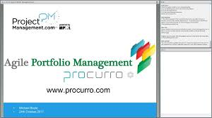 projectmanagement com agile portfolio management