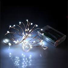 battery operated white christmas lights battery operated led string lights xmas christmas decoration 2m
