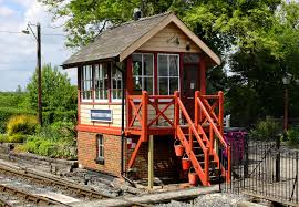 signal shed town signal box 2 june 2013