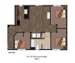 Unit Floor Plans Pricing And Unit Floor Plans Liveonmills