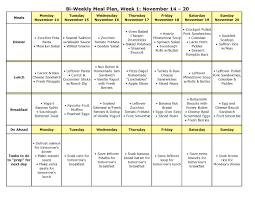 weekly diet meal plans highest protein foods pinterest diet